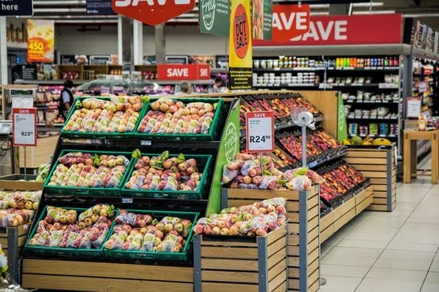 Inventory - Supermarket
